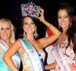 Gina Basham (Miss Birmingham) 2nd runner up at Miss GB finals